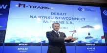 M-Trans debiutuje na NewConnect